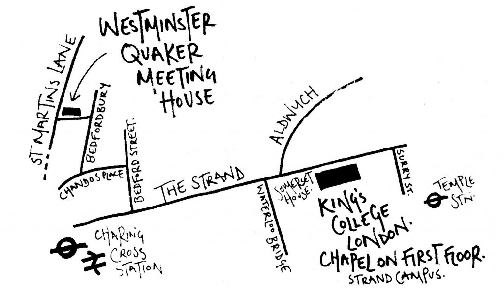 Westminster-Quakers-King's-College